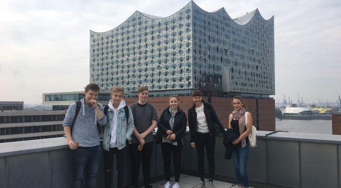 "Schülerfirma ""Los Bancos"" besucht Hanse Ventures"