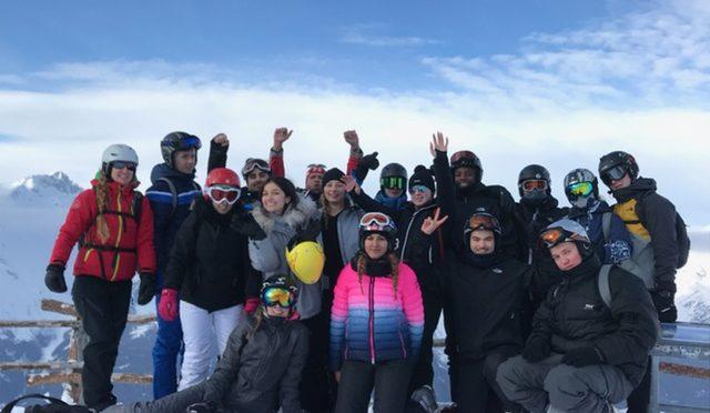 Skireise ins Ahrntal/Südtirol